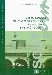 7-3-4_La terminologia en les ciències de la vida 2013_Coberta