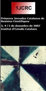 7-4-4_Actes 1JCRC 2007_Logotip_01