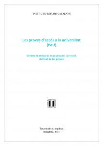 7-1-2_Llibre d-estil de les PAU (3a ed) 2014_01_pàg 1