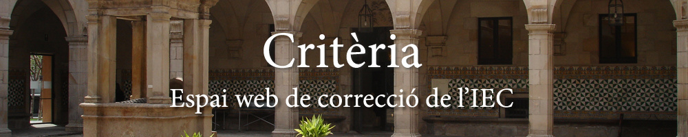 http://criteria.espais.iec.cat/